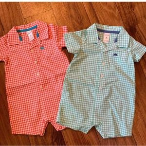*Baby Boys 6 Months Lot Carters New Outfits*